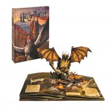 «Гарри Поттер» книга-панорама на английском. Брюс Фостер, Эндрю Вильямсон