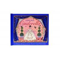 «Золушка» книга-панорама на английском. Джейн Рей