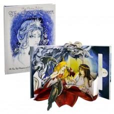 «Снежная королева» книга-панорама на английском. Евгения Ерецкая