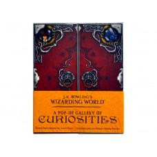 «Гарри Поттер. Фантастические твари. Курьезы Дж.Роулинг» книга-панорама на английском Джеймса Диас