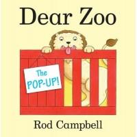 «Замечательный зоопарк» книга-панорама на английском Метью Рейнхарта, Род Кэмпбелла