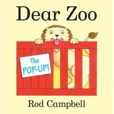 «Замечательный зоопарк» книга-панорама на английском Метью Рейнхарт, Род Кэмпбелл