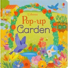 «Удивительный сад» книга-панорама на английском Метью Рейнхарта, Фионы Уатт
