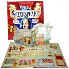 «Неожиданно о Шекспире» книга-панорама дискаунт на английском. The Reduced Shakespeare Company, Рид Мартин, Остин Тиченор,Дженни Майзелс