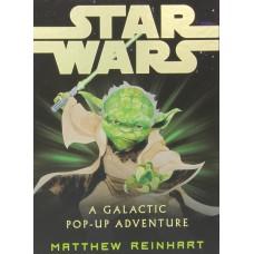 «Звездные войны. Путешествие в галактики» книга-панорама на английском Мэттью Рейнхарта
