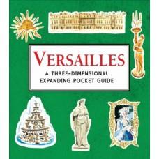 «Версаль - идеальный город королей» книга-панорама на английском Нины Косфорд