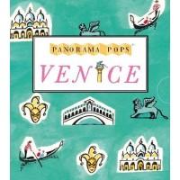 «Плавающая Венеция» книга-панорама на английском Сары Мак-Менеми