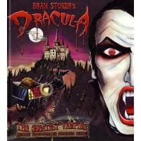 «Дракула Брэма Стокера. Величайший вампир» книга-панорама на английском дискаунт Эдди Робсона
