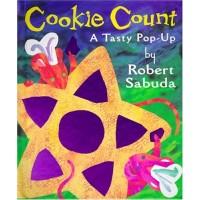 «Счет с печеньем» книга-панорама на английском Роберта Сабуды