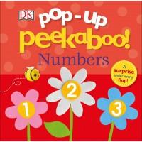 «Числа. Игра в прятки» книга-панорама на английском
