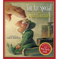 «Ты особенный» книга-панорама на английском Макса Лукадо
