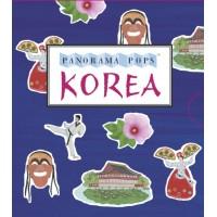 «Корея, страна утренней свежести» книга-панорама на английском Энн Смит