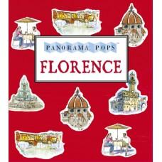 «Прекрасная Флоренция» книга-панорама на английском Сары Мэйкок