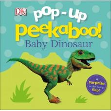 «Динозаврики. Найди меня» книга-панорама на английском