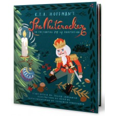 «Щелкунчик» книга-панорама на английском Джессики Саутуик