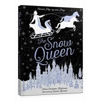 «Снежная королева» книга-панорама на английском Ганса Христиана Андерсена