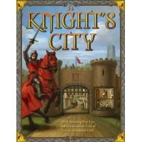 «Город рыцарей» книга-панорама на английском Филиппа Стил