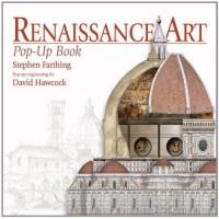 «Архитектура и искусство эпохи Возрождения» книга-панорама на английском Стивена Фартинга