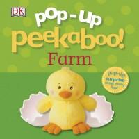 «Ферма. Игра в прятки» книга-панорама на английском