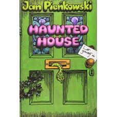 «Дом с привидениями» книга-панорама на английском Яна Пеньковского