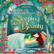 «Спящая красавица» книга-панорама на английском Сюзанны Дэвидсон, Эрмоса Джорджа