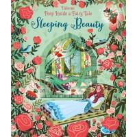 «Спящая красавица. Окно в сказку» книга с окошками на английском Карла Джеймса Маунтфорда, Анны Милборн