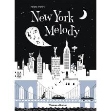 «Мелодия Нью-Йорка» книга на английском Элен Дрювер
