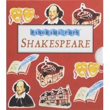 «Путеводитель по творчеству и жизни Шекспира» книга-панорама на английском Нины Косфорд