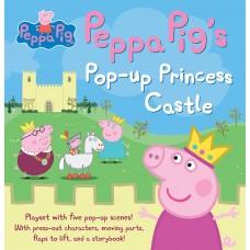 «Замок принцессы Пеппы. Игровой набор» книга с окошками на английском Candlewick Press, Entertainment One