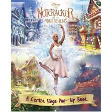 «Щелкунчик и четыре королевства (Disney)» книга-панорама на английском Кортни Акампора