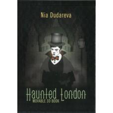 «Привидения Лондона» книга-панорама на английском. Ниа Дударева