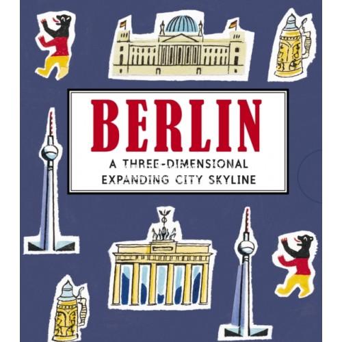 «Эклектичный Берлин» книга-панорама на английском Сара Мак-Менеми