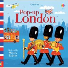 «Лондон. Pop up» книга-панорама на английском Фиона Уотт