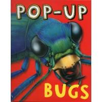 «Pop up энциклопедия. Жуки» книга-панорама на английском Рут Мартин, Ким Томпсон