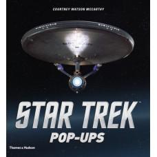 «Star Trek. Pop-Ups» книга-панорама на английском Кортни Уотсон МакКарти
