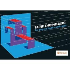 «Изготовление pop up книг и открыток (учебник)» книга-панорама на английском Марк Хайнер