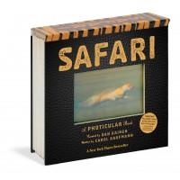 «Сафари. 3D кадры. Фотикулярная книга» на английском  Дэн Кайнен