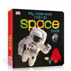 «Моя лучшая в мире книга о космосе» книга-панорама на английском