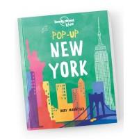 «Нью-Йорк. Pop-up» книга-панорама на английском Энди Мэнсфилд