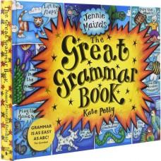«Большой справочник грамматики» интерактивная книга на английском Дженни Майзелс
